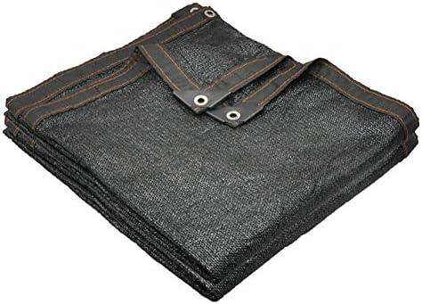 Pérgola Patio Piscina Porche Sombra Neta, Techo de Sombra al Aire Libre 90% Negro, Tela de Sombra Duradera Resistente, Fácil de Instalar (Size : 4×9M): Amazon.es: Hogar