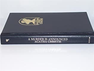 book cover of A Murder Is Announced