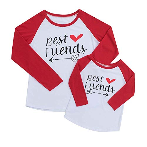 Buy friend mom and daughter shirts