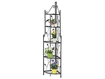 Florabest ® étagère d\'angle pour plantes pflanztreppe porte de ...