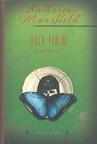 Villa Pauline et autres poèmes par Katherine Mansfield