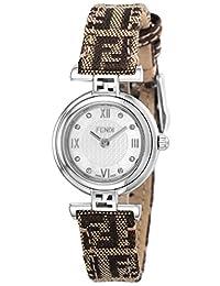 FENDI watch MODA white pearl dial diamond F271242DF
