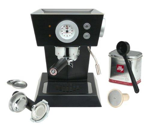 FrancisFrancis! X5 Espresso Machine, Black
