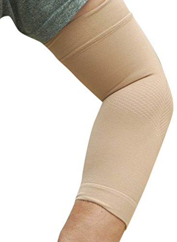 ELBOW COMPRESSION SLEEVE BeVisible Sports product image