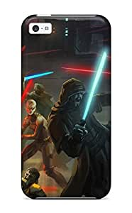 High-quality Durable Protection Case For ipod touch4(star Wars)