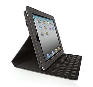 Belkin Flip Folio Stand for Apple iPad 2 (Blacktop/Midnight)