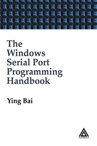 (The Windows Serial Port Programming Handbook)