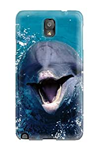 Waterdrop Snap-on Sea Animals Case For Galaxy Note 3