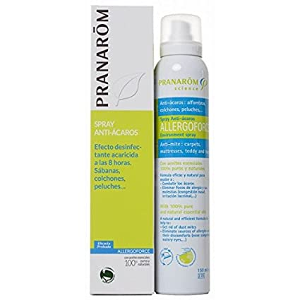 Allergoforce Antiácaros Spray 150 ml de Pranarom