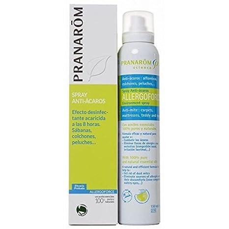 Allergoforce Antiácaros Spray 150 ml de Pranarom: Amazon.es: Salud y cuidado personal