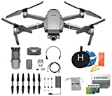 DJI Mavic 2 Zoom Drone Collapsible Quadcopter Bundle, Choose Options Accessories