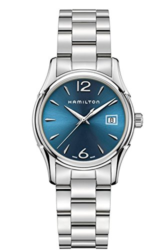 Hamilton Jazzmaster Lady Blue Dial Ladies Watch H32351145