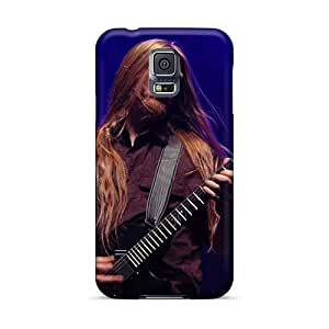High Quality Hard Phone Case For Samsung Galaxy S5 (HOv1017IBoD) Custom Lifelike My Dying Bride Band Pictures