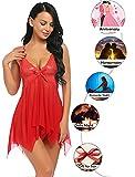 Avidlove Red Lingerie for Women Valentines Day