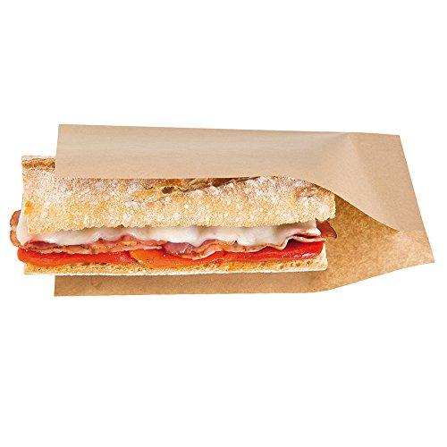 in scatola Hot Dogs 35/g//m/² naturale Garcia de Pou 100/unit/à aperto confezione borsa per bocconcini carta 20/x 13//10/cm 20/x 10/x 30/cm