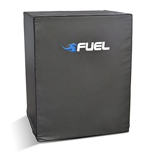 Fuel Pureformance 3-in-1 Foam Plyo Box by Fuel Pureformance