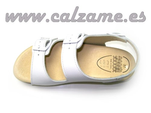 muelle y White A colores Sandalia 2105 con LUVER disponibles tallas wxfEU