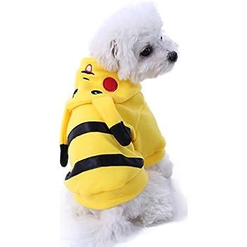 pawz road halloween cartoon design pet costume dog clothes puppy hoodie t shirt m
