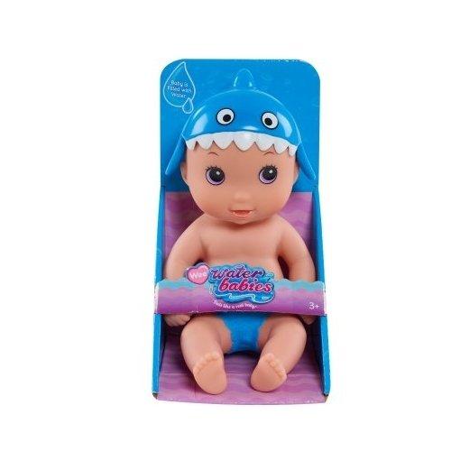 Just Play Wee Water Babies Shark Doll