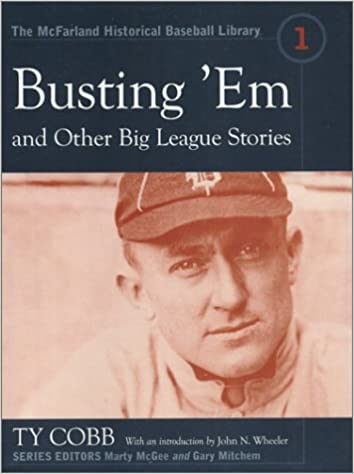 Busting em and Other Big League Stories