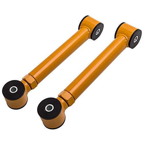 Rear Upper Arm - maXpeedingrods Rear Upper Complete Adjustable Control Arms for Jeep Wrangler TJ 1997-2006 and Jeep Grand Cherokee ZJ 1993-1998