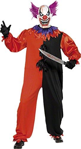 Smiffys Cirque Sinister Scary Bo Bo the Clown Costume]()