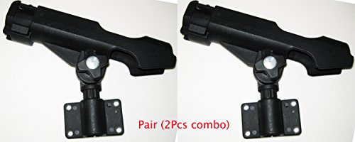 Used, KUFA Pair Boat Rods Holder with 3 Different Mount for sale  Delivered anywhere in Canada