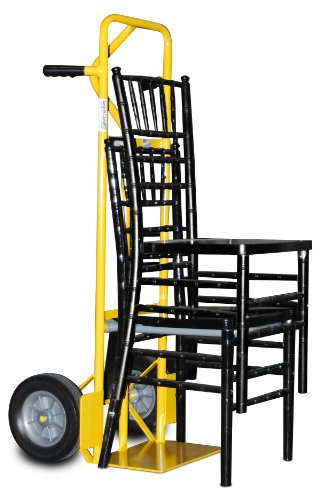 American Cart & Equipment Convertible Chiavari Chair Cart/Hand Truck