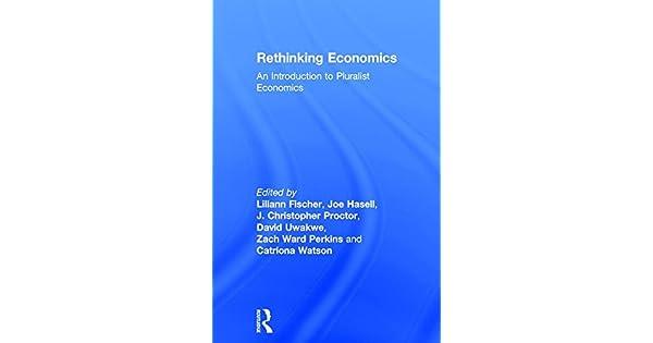 Amazon.com: Rethinking Economics: An Introduction to ...