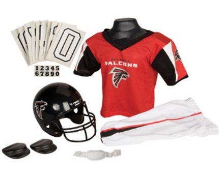 Atlanta Falcons Football Deluxe Uniform Set - Size Small