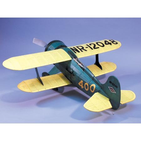Laird Super Solution Rubber Powered Wooden Model Airplane by (Laird Solution)