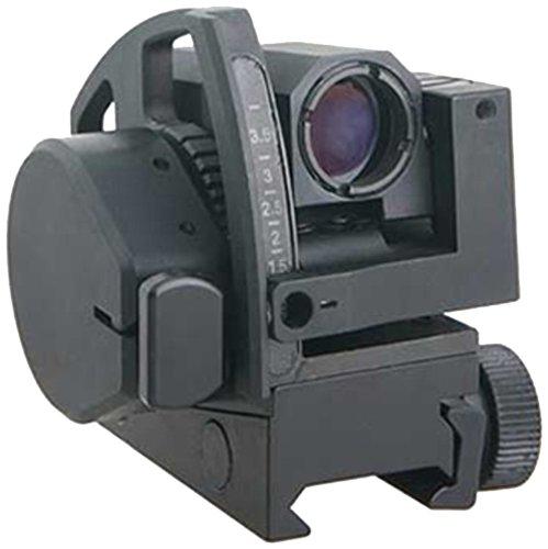 Mako Self Illuminated Reflex Sight for Grenade Launchers, Black