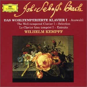 Bach J.S: the Well Tempered Clavier V.1