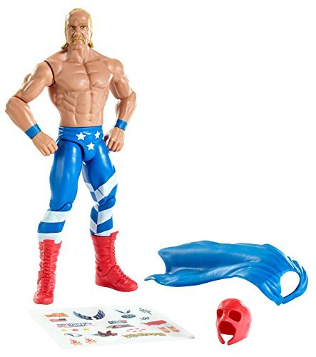 WWE Create A Superstar Hulk Hogan Figure Pack [parallel import goods]