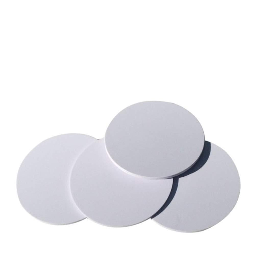 jiaxing NFC Ntag 215 Etiqueta NFC en Blanco Tarjeta de PVC Blanca Tarjeta Redonda de 30 mm de diámetro,Etiquetas NFC,NFC 215,NFC ntag215,ntag ...