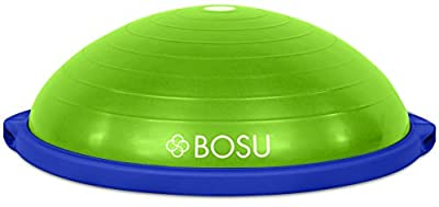 Bosu Balance Trainer, 65cm The Original - Lime Green/Blue