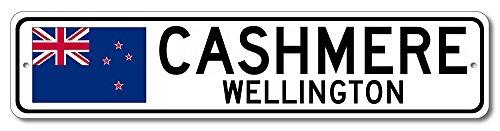 The Lizton Sign Shop Cashmere, Wellington Aluminum New Zealanders, Kiwi Flag Sign, New Zealand Custom Flag Sign - ()