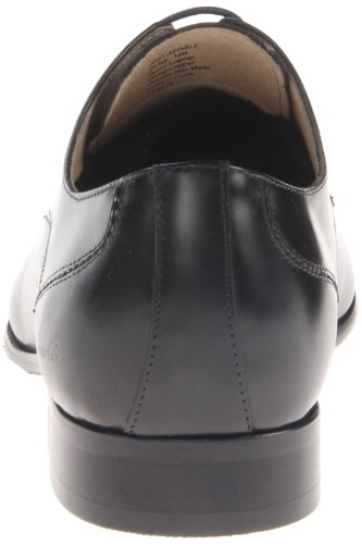 Kenneth Cole New York Mens Just Afiable Oxford Svart