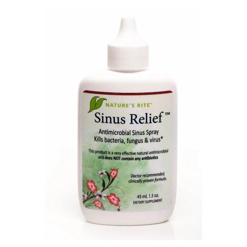 Sinus Relief Natures Rite 1.5 oz Liquid - Rite Balance