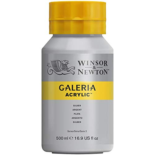 Winsor & Newton Series 2 500ml Bottle Galeria Acrylic Colour With Nozzle Cap -