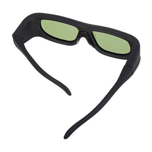 3D glasses - Gonbes Bluetooth 3D Active Glasses for SAMSUNG PS64D8000FJ PANASONIC tc p42ut50 TX P50UT50E PANASONIC TX-P50GT50 TX P50GT50E TX-P42GT50 Philips Toshiba Sharp LG Sony Mitsubishi 3D TVS