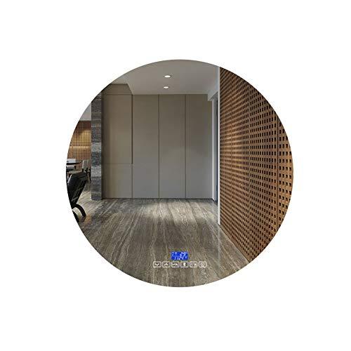 Enjoy4Clean- Illuminated Bathroom Mirror LED Smart Light Mirror Hotel Intelligent Anti-Fog Copper-Free -