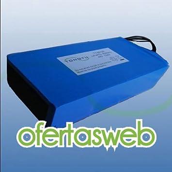 Batería litio 24v 10AH | batería patinete electrico: Amazon ...
