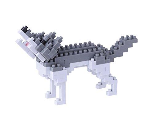 Nanoblock NBC_144 Gray Wolf