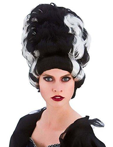 (Wicked Adults Ladies Queen Wig Halloween Fancy Dress Accessory)