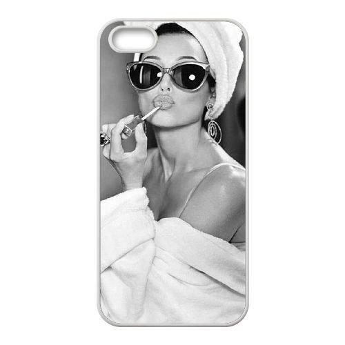 Beauty-Produkte iPhone 4 4S Handy-Fall hülle weiß M5D6VTZKDM