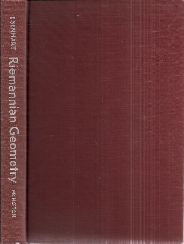 Large book cover: Riemannian Geometry