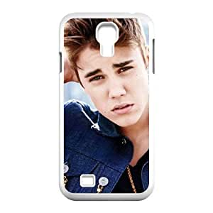 SamSung Galaxy S4 9500 White Justin Bieber phone cases&Holiday Gift