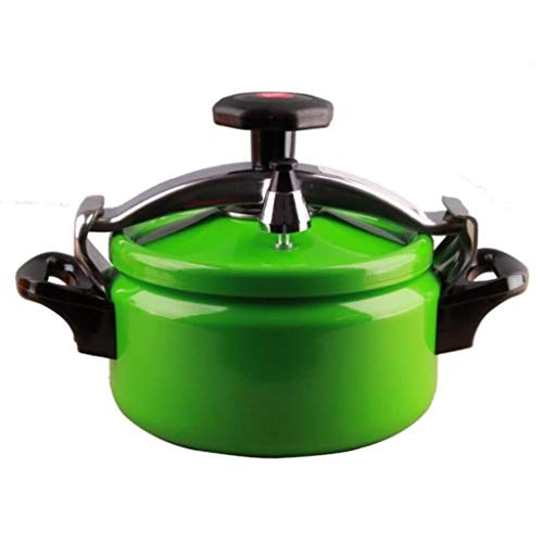 Pressure Cooker 2L Aluminum Alloy Explosion-proof Pressure Cooker Stainless Steel Elastic Beam Electric Fire Outdoor Camping Cooker Cookers (Color : -