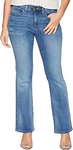 NYDJ Women's Petite Size Barbara Bootcut Jean, Clean Cabrillo, 14P ()